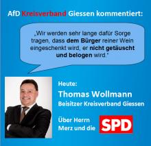 Offener Brief an Herrn Merz SPD